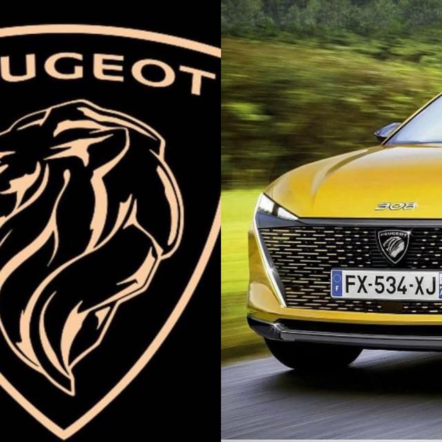 Peugeotov novi logo krasit će novu 308-icu