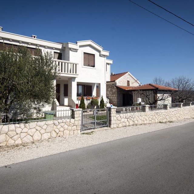 Kuća Milana Bandića