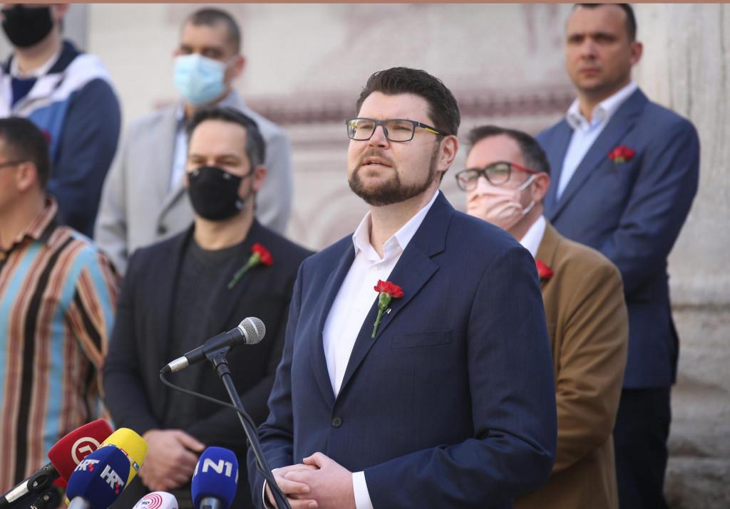 Peđa Grbin:Dužnost gradonačelnika bila je obilježena brojnim kontroverzama, aferama, skandalima i sudskim procesima