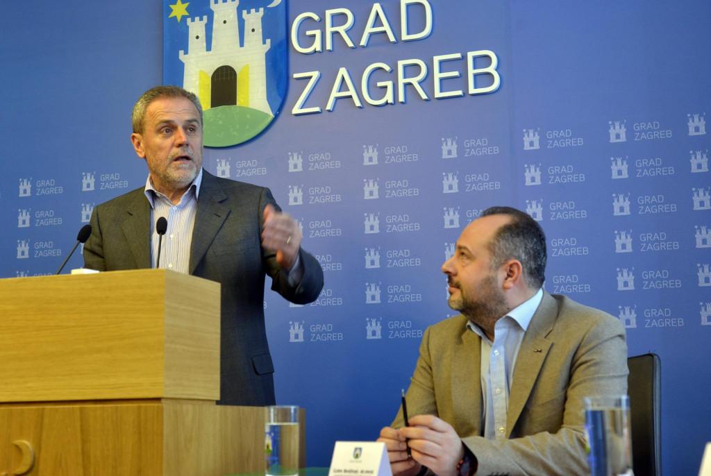 Milan Bandić i Gzim Redžepi
