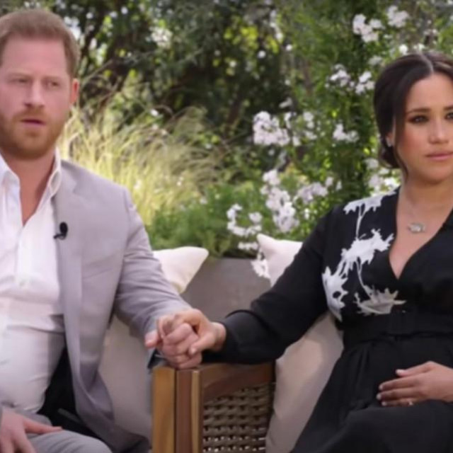 Oprah Winfrey u velikom intervjuu, koji će se na CBS-u emitirati 7. ožujka, najprije razgovara s Meghan o kraljevskoj obitelji, braku, majčinstvu, medijskim protiscima, a onda im se pridružuje i Harry