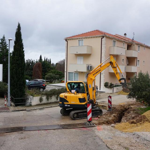 Vodovod Dubrovnik je u Župi zamijenio 165 metara starog vodoopskrbnog cjevovoda