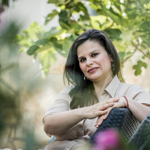 Tisja Kljaković Braić s knjigom 'U malu je uša đava' na drugome je mjestu domaće beletristike, a s 'Onima' na osmome publicističke <strong> </strong>