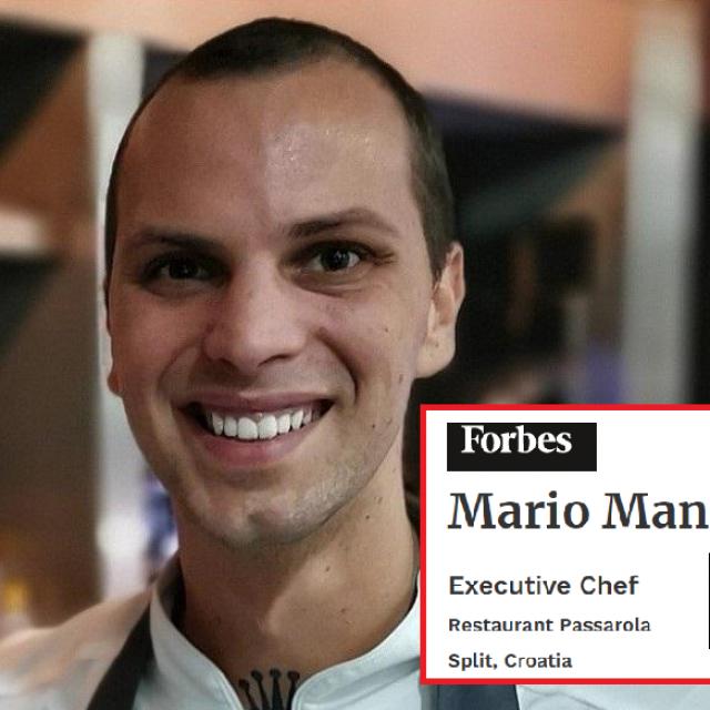 Mario mandarić