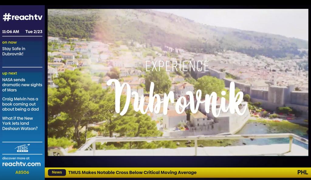 TZ grada Dubrovnika je započela novu promotivnu kampanju na tržištu SAD