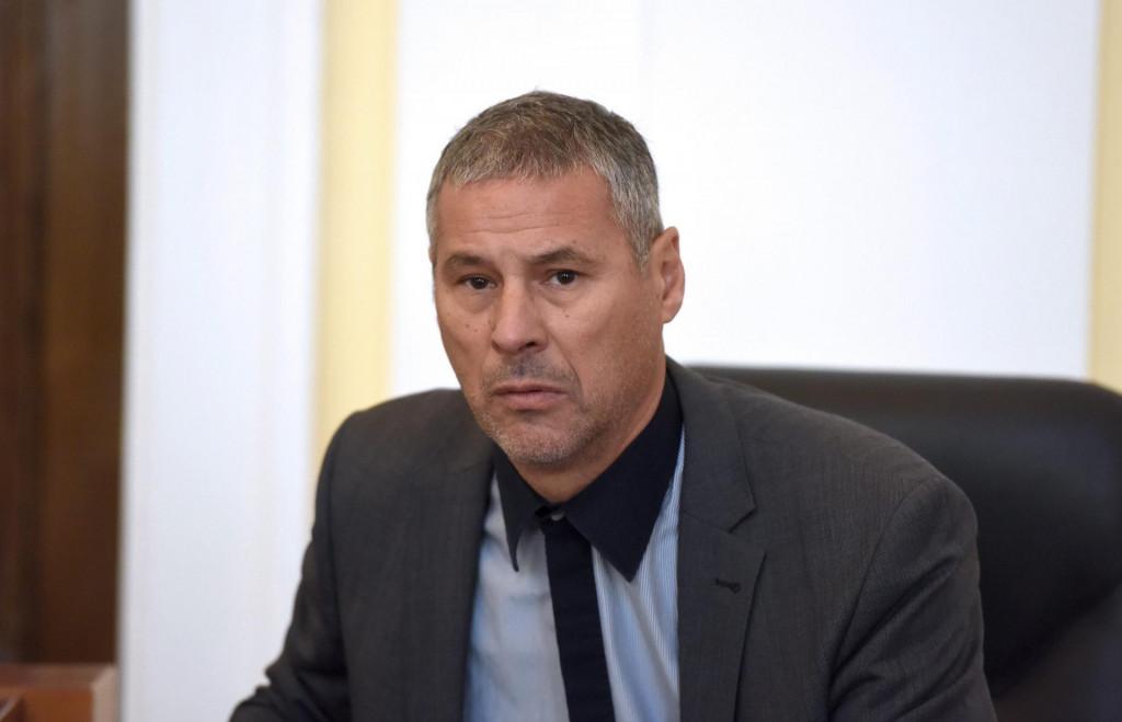 Igor Vulić, zamjenik općinskog državnog odvjetnika u Zadru<br />