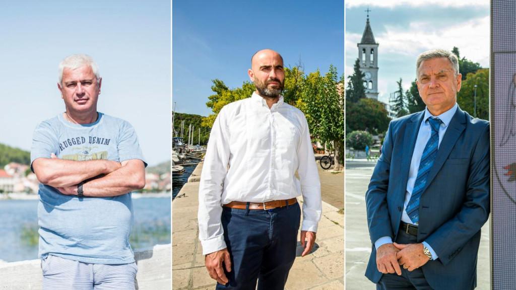 Josip Ćaleta Car (Bilice), Antonijo Brajković (Skradin) i Željko Burić (Šibenik): Zajedničkim snagama ćemo aplicirati za novac iz EU fondova!