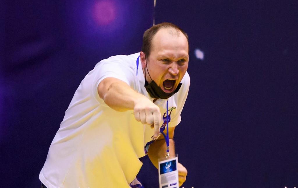 Vjeko Kobešćak, trener Jug Adriatic osiguranja foto: G. Scala / Deepbluemedia / Inside