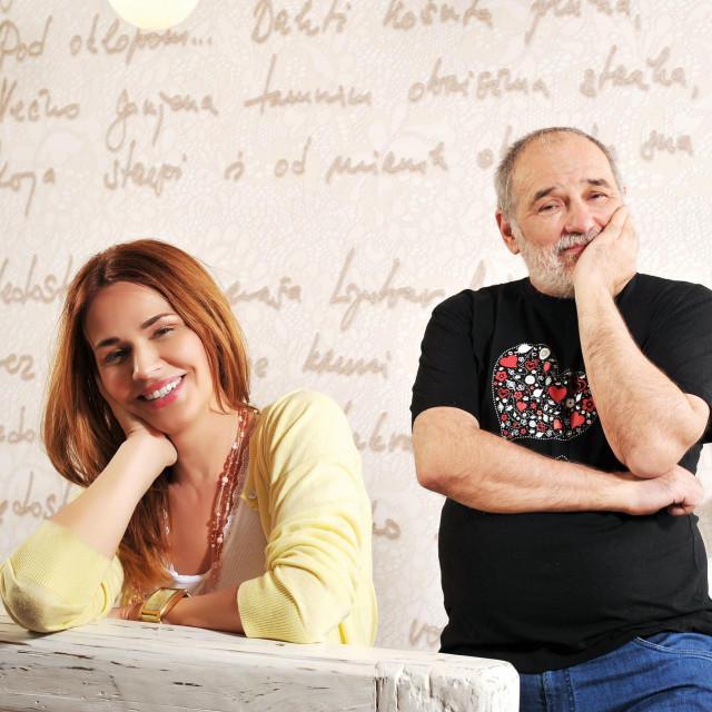 Olivera i Đorđe Balašević