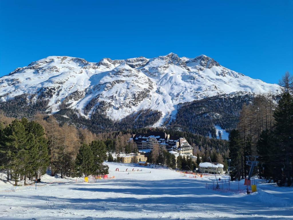 Skiojalište St.Moritz