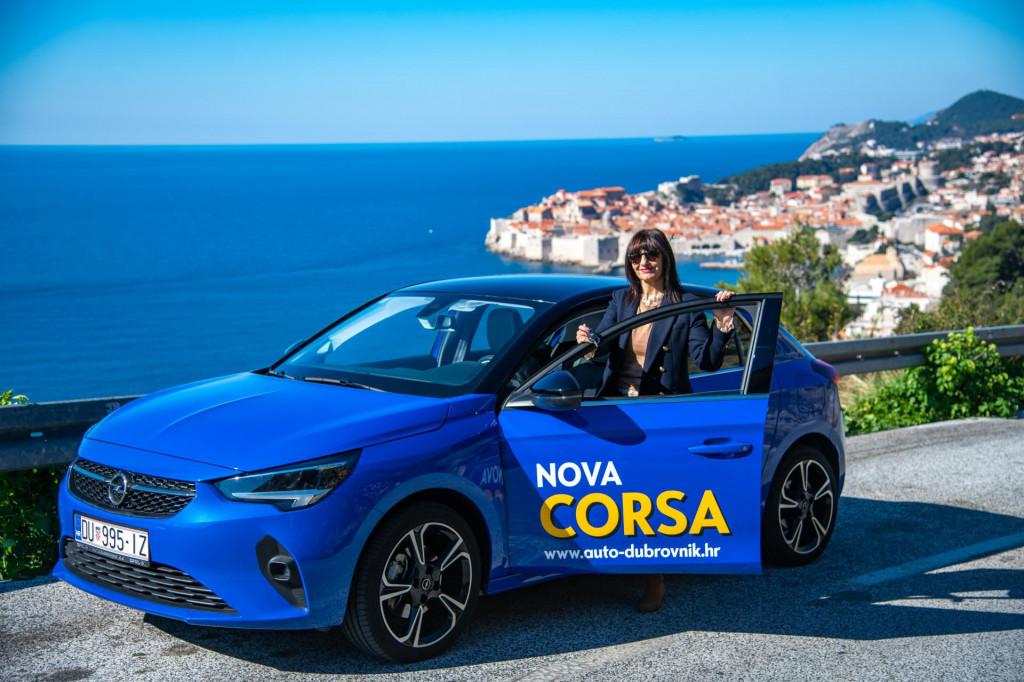 S test vožnje novom Opel Corsom