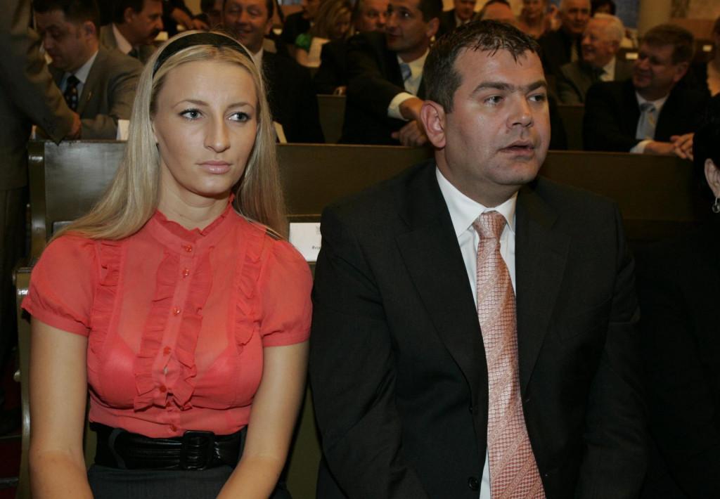 Mirjana Lučić je prije tri tjedna rodila djevojčicu.