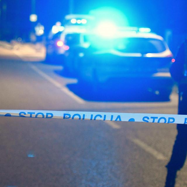 Očevid prometne policije (arhiv Cropixa)