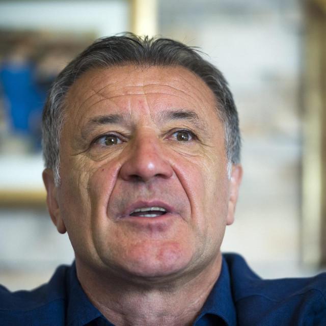 Zdravko Mamić i dalje je u bijegu pred hrvatskim pravosuđem u Međugorju