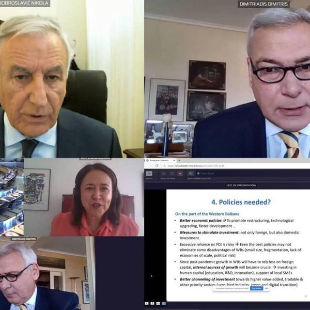 Župan na sastanku Europskog gospodarskog i socijalnog odbora o vanjskim odnosima Europske unije