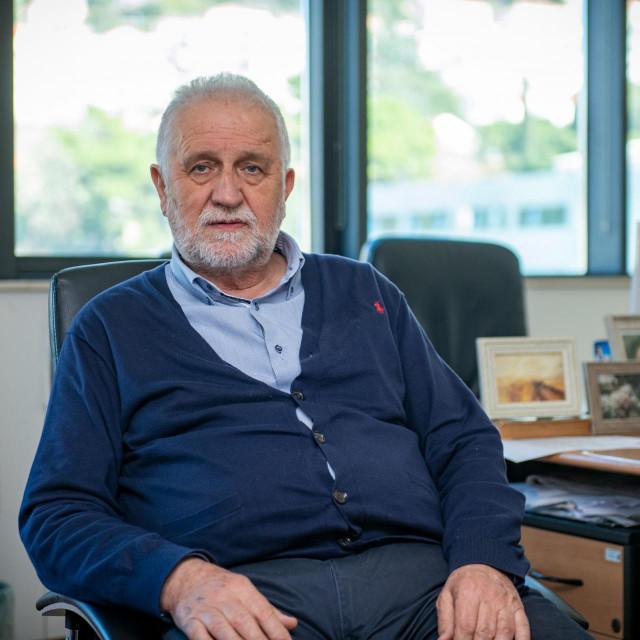 Pero Vićan, kandidat Dubrovačkog demokratskog centra za gradonačelnika Dubrovnika