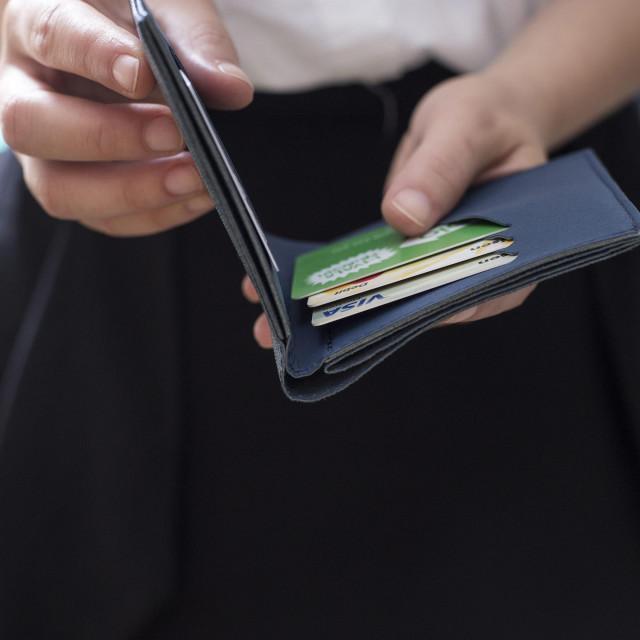 Traži se izgubljeni novčanik