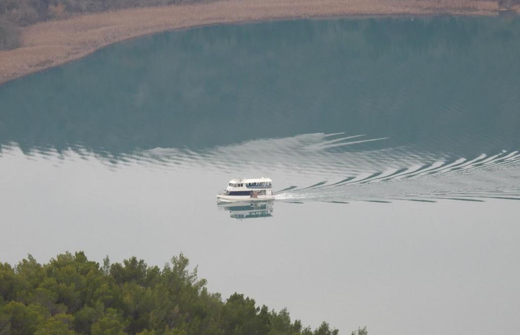 Torak je ime novog broda u floti NP-a Krka