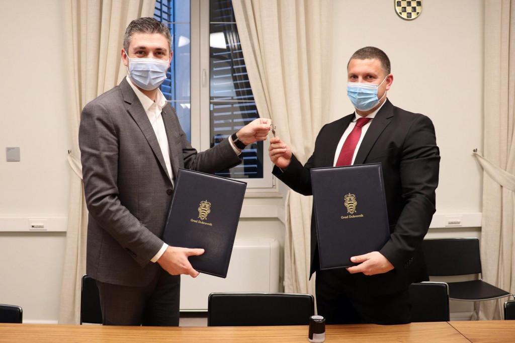Gradski stan dan je u najam Zavodu za hitnu medicinu DNŽ