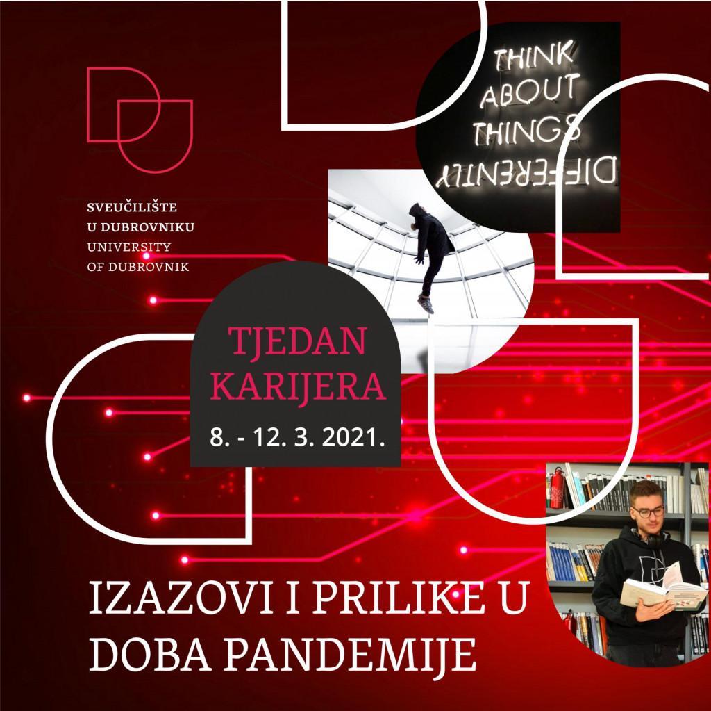8. Tjedan karijera na Sveučilištu u Dubrovniku