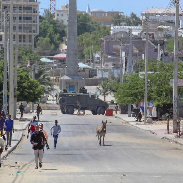 Mogadishu, glavni grad Somalije