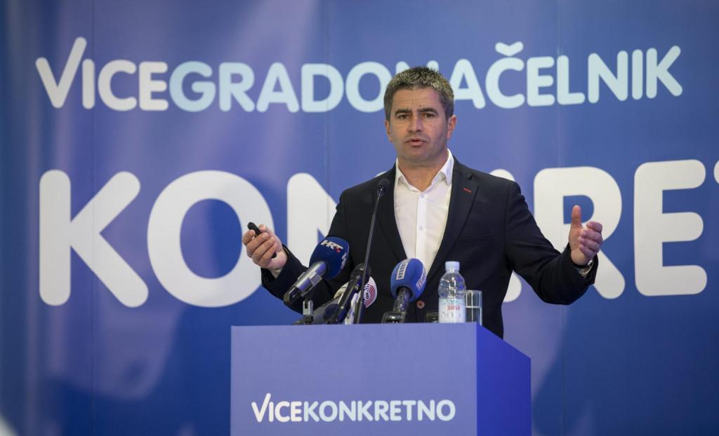 Kreativu Mihanovićeve kampanje radio je poznati dizajnerBoris Malešević