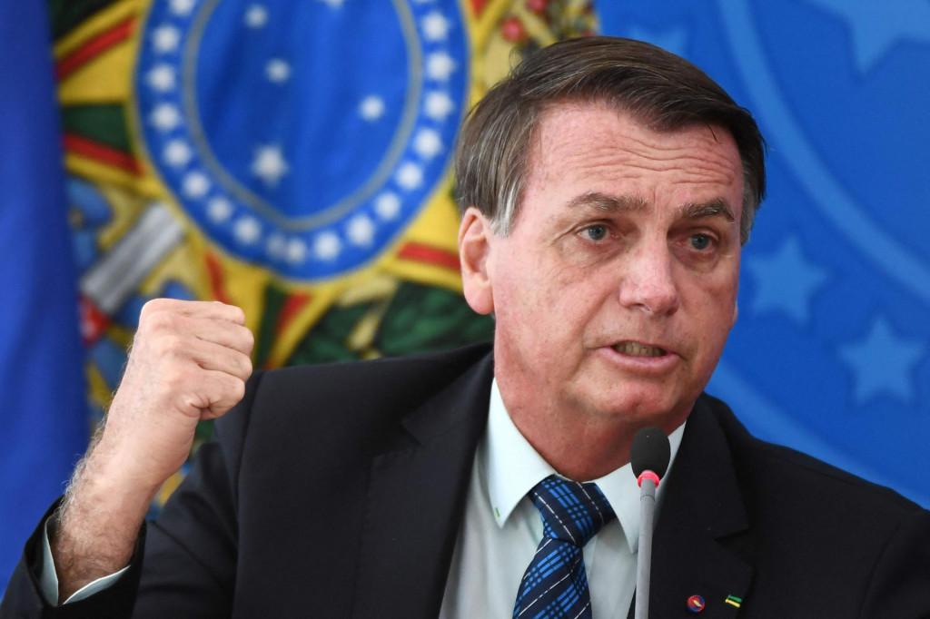 Brazilski predsjednikJair Bolsonaro