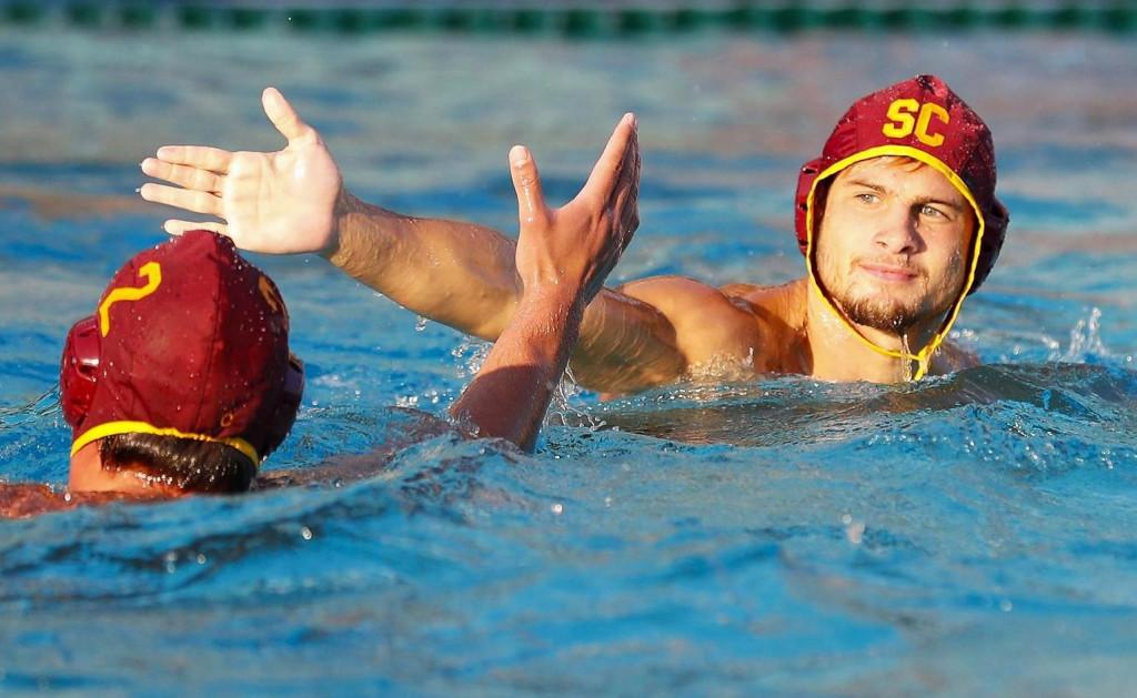 Jacob Merčep, 23-godišnji Dubrovčanin, prvo ime USC-a foto: Catharyn Hayne / usctrojans