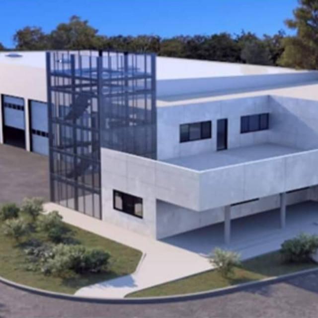 Potpisan ugovor s izvođačem radova za izgradnju vatrogasnog doma na Grudi