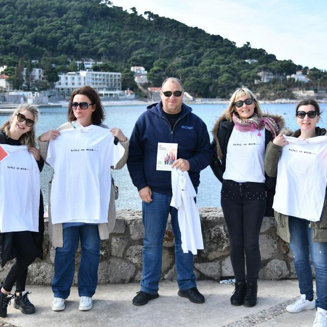 Škola trčanja Dubrovnik poziva sve naše sugrađane da se pridruže projektu Hodanjem da zdravlja