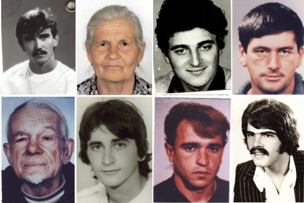 U Šibensko-kninskoj županiji trenutno se 70 osoba smatra nestalima