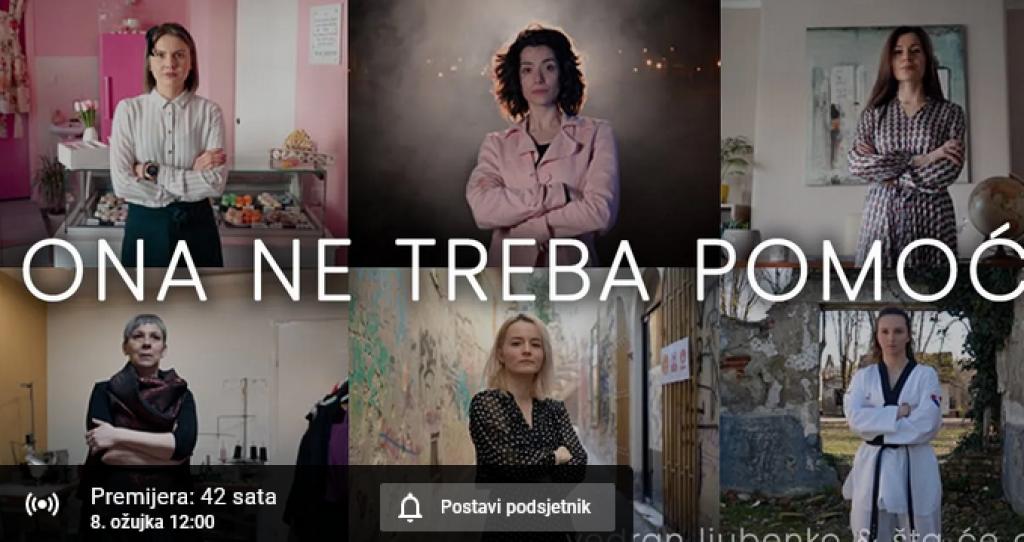 Vedran Ljubenko na Dan žena objavljuje novi spot
