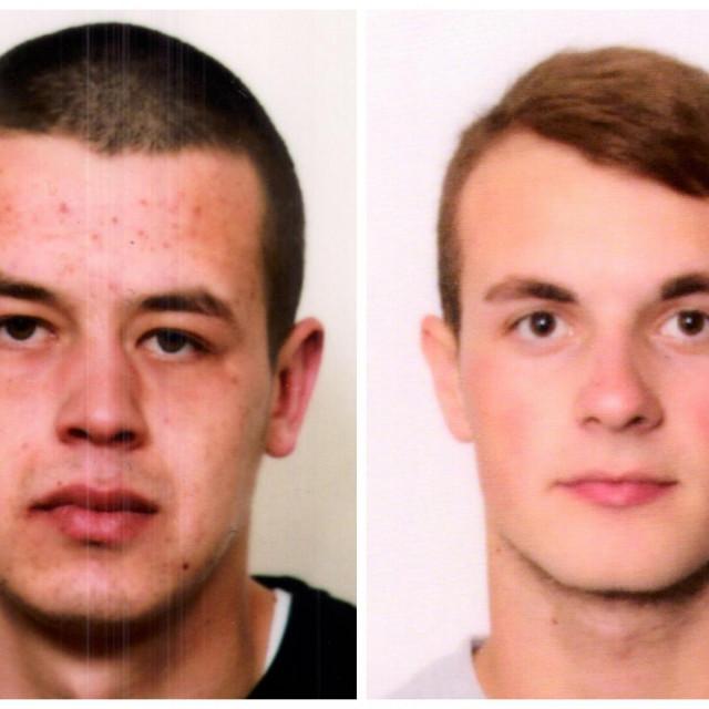 Nestali Trogirani Jure Sirić i Dario Žarković