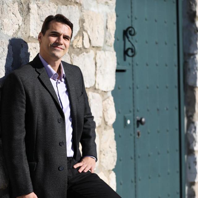Dosadašnji predsjednik dubrovačkog SDP-a i gradonačelnički kandidat Jadran Barač