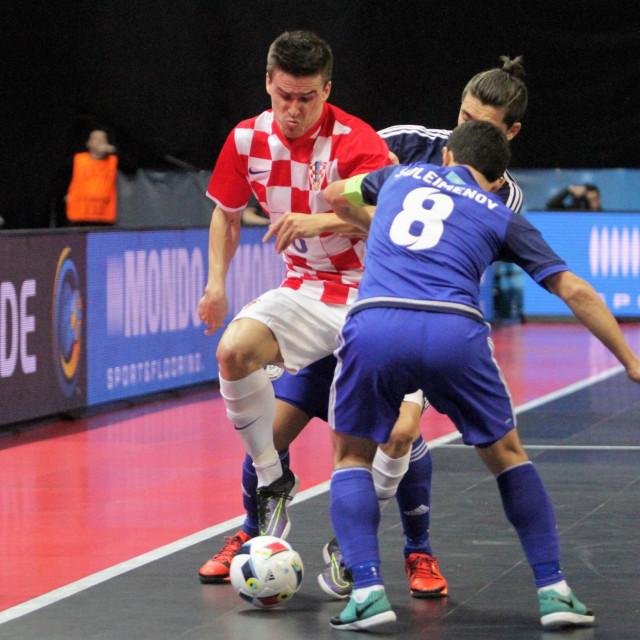 Dario Marinović na EP-u 2016. u Beogradu foto: Tonči Vlašić