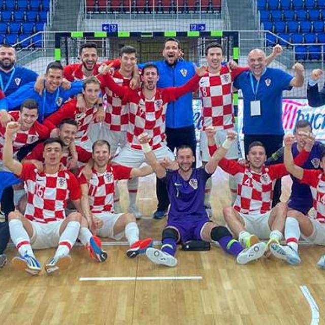 Hrvatska futsal reprezentacija