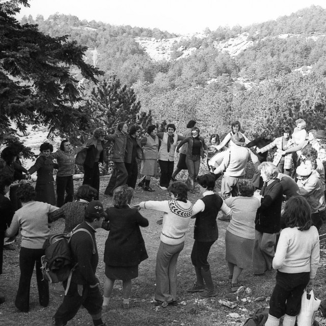 Gdje su žene, tu uvijek ima i plesa, pjesme i veselja