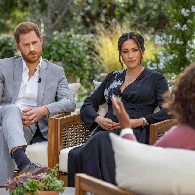 Harry i Meghan su optužili kraljevsku obitelj za rasizam, nedostatak podrške i razumijevanje