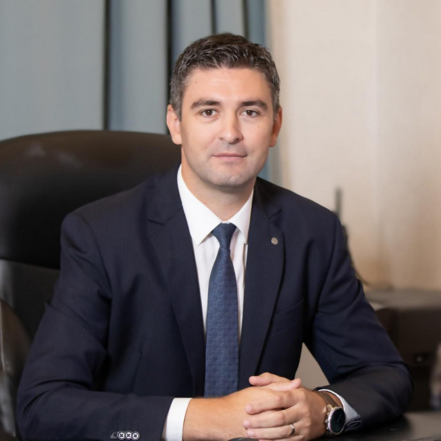 Mato Franković, gradonačelnik