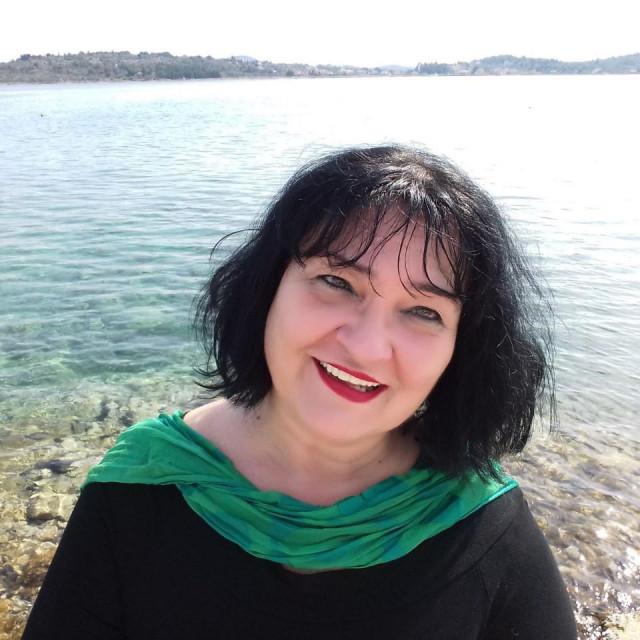 Meri Bandl Vareš, kandidatkinja Liste našeg mista za gradonačelnicu Vodica