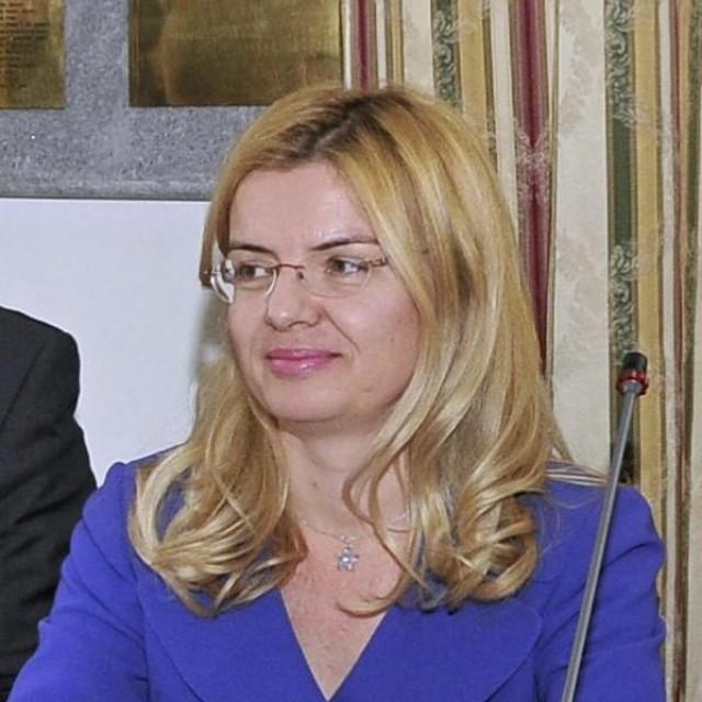 Zlata Đurđević želi biti predsjednica Vrhovnog suda