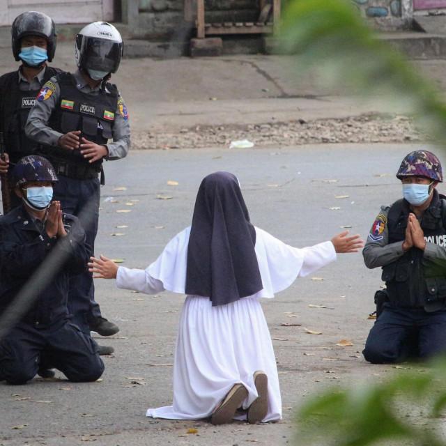 (Photo by Handout/Myitkyina News Journal/AFP)
