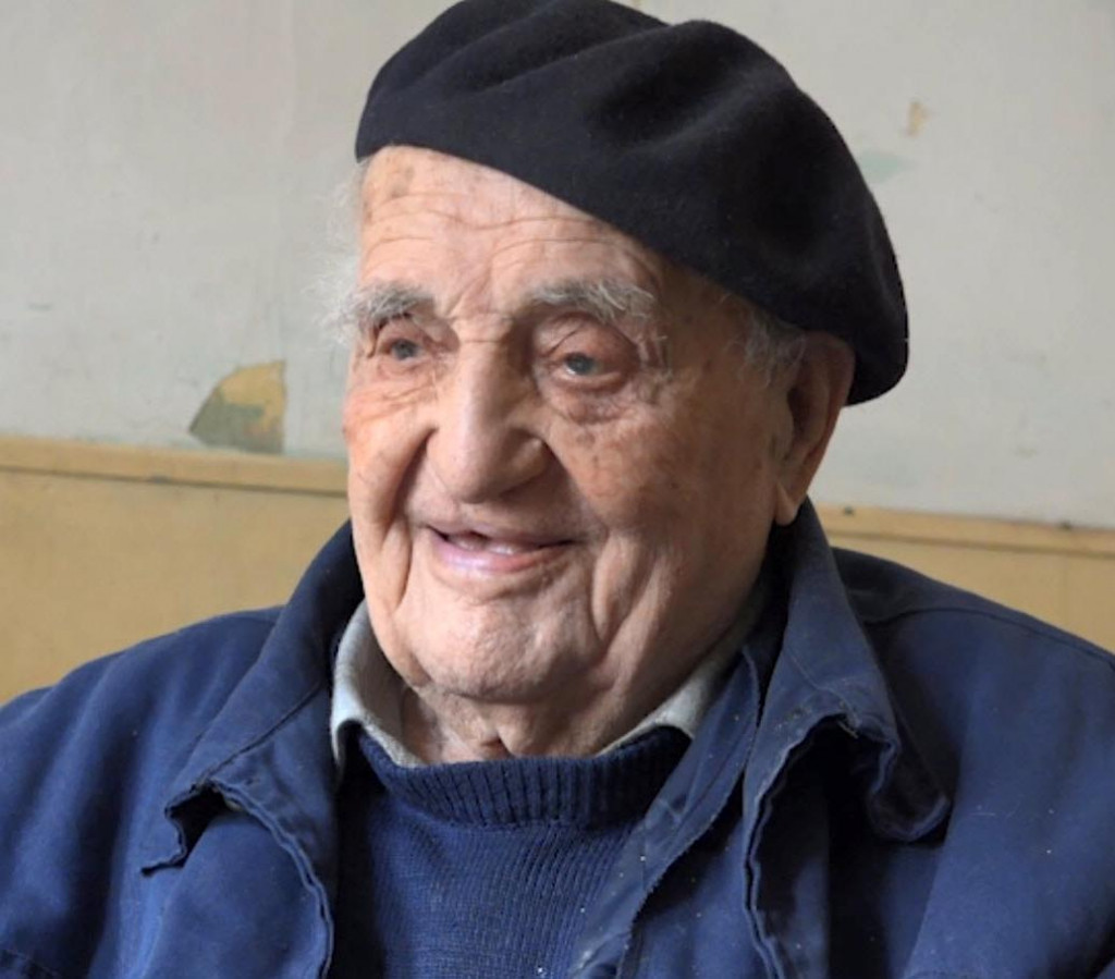 Šjor Andrija Petrić - Muse preminuo je u 105. godini