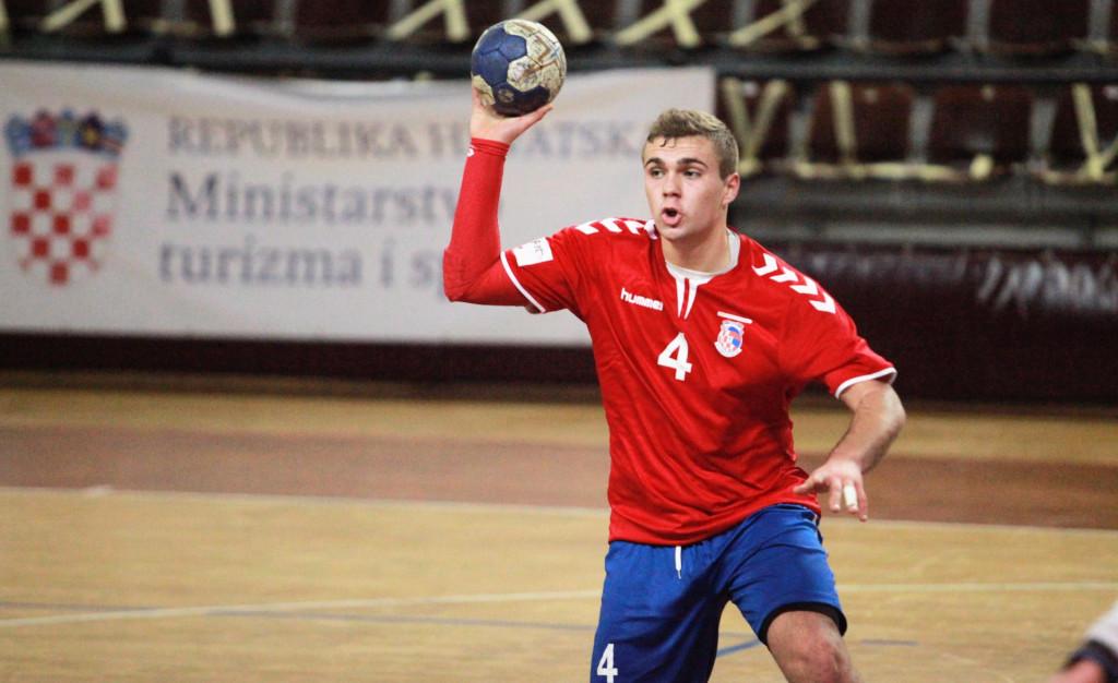 Nedjeljko Jurković (RKHM Dubrovnik) foto: Tonči Vlašić