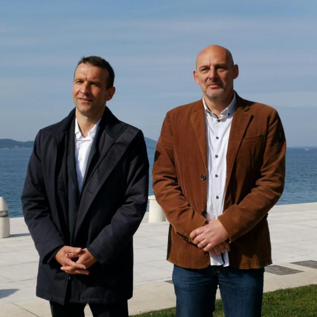 Predstavljanje kandidata koalicije SDP-a za župana i zamjenika župana