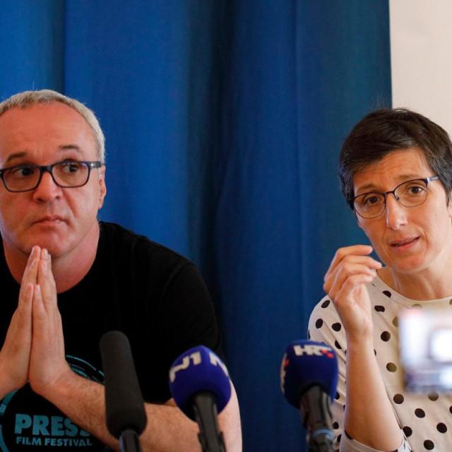 Hrvoje Zovko i Maja Sever