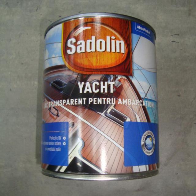 SADOLIN YACHT