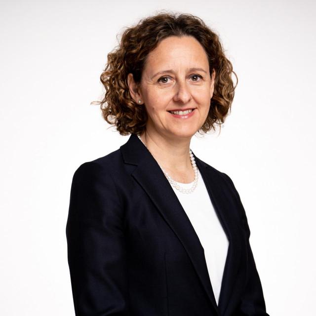 Ministrica kulture i medija Nina Obuljen Koržinek