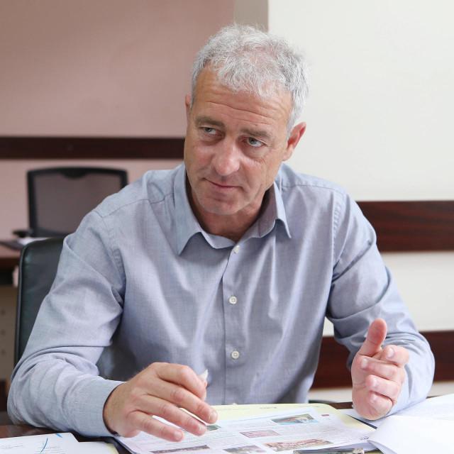 Načelnik Općine Župa dubrovačka Silvio Nardelli