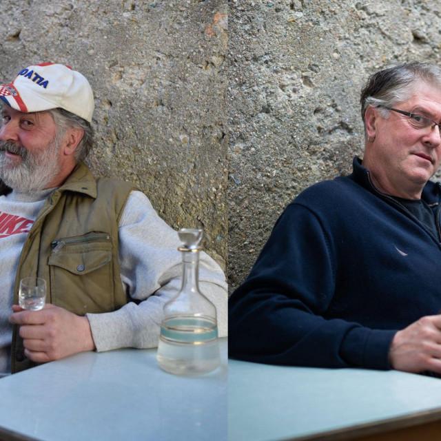 Ričard vs. Enio, dva kandidata s Bokanjca za gradonačelnika Zadra. Tko je tko?